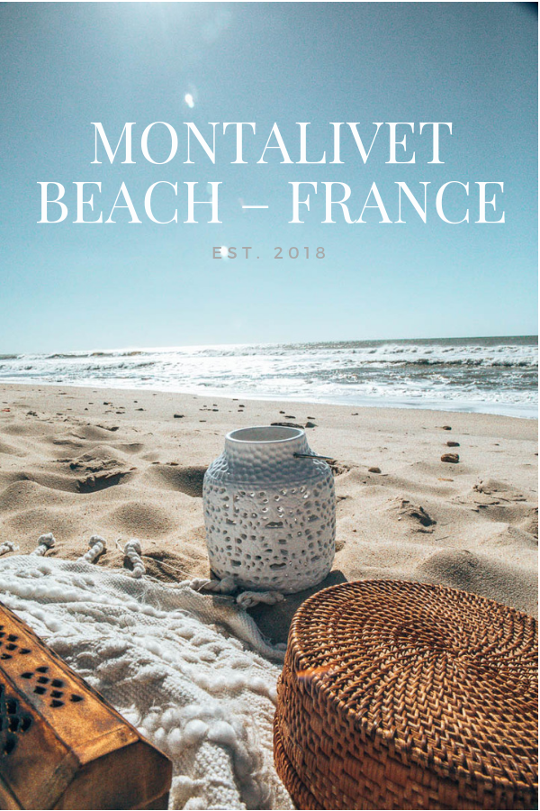 Montalivet Beach Van Life Kerina Newell Beach Ocean Sounds Van Life