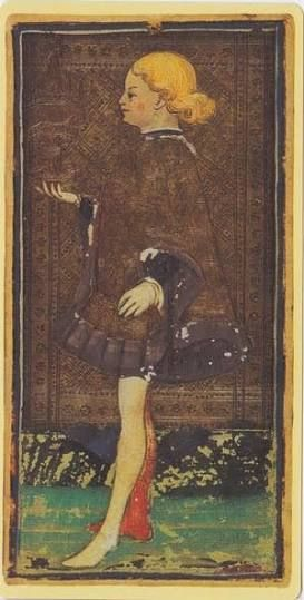 tarot page of cups - Google Search