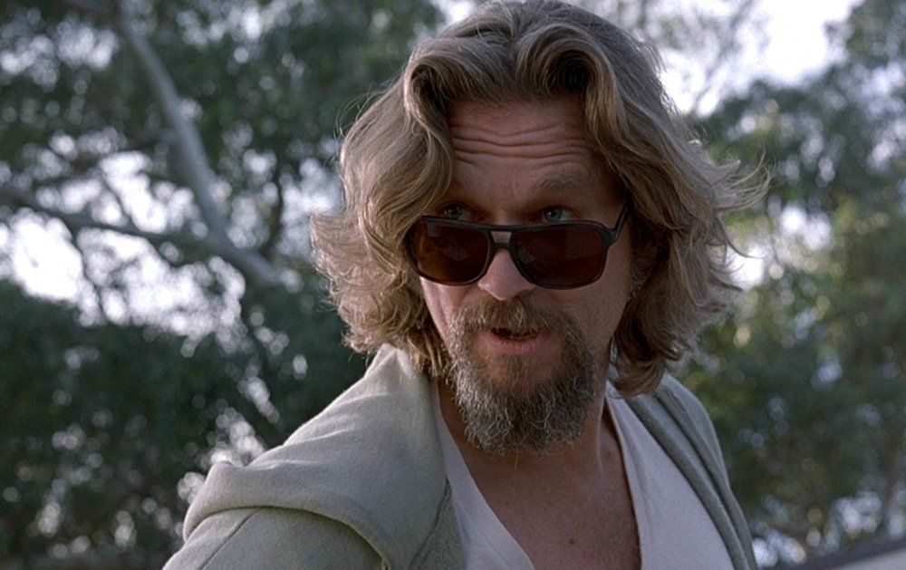 b605c47ace Vuarnet 003 Aviator sunglasses c 1995. Worn by The Dude aka Jeff Bridges in  the 1998 movie The Big Lebowski