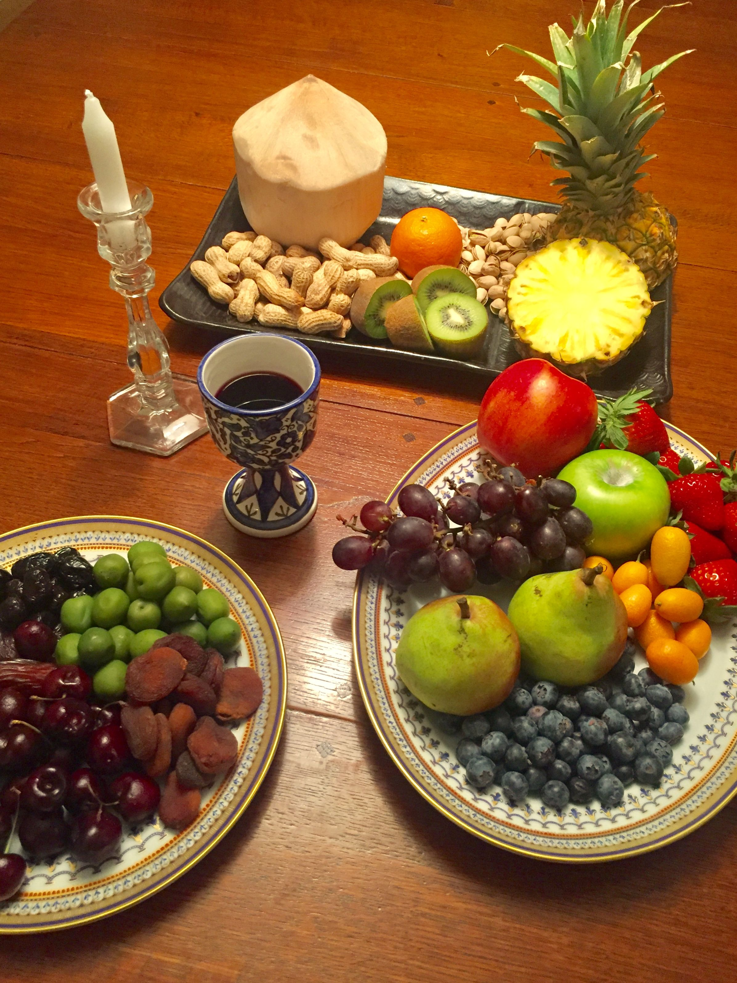 Tu B'Shevat Seder: Honest Ritual | Food, Seder, Cheese board