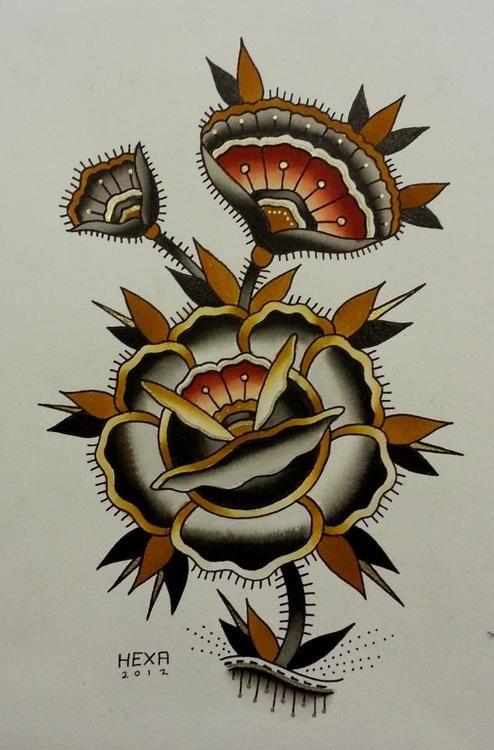 1 Tumblr Tattoo Ideas Inspiration Tatuaje Old School Arte