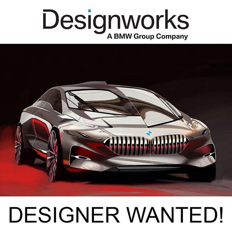 Car Design WorldさんはInstagramを利用しています「Designworks, a BMW