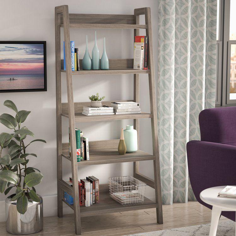 buy popular 00d96 eb7dc Andover Mills Saskia Etagere Bookcase in 2019 | shelvings ...