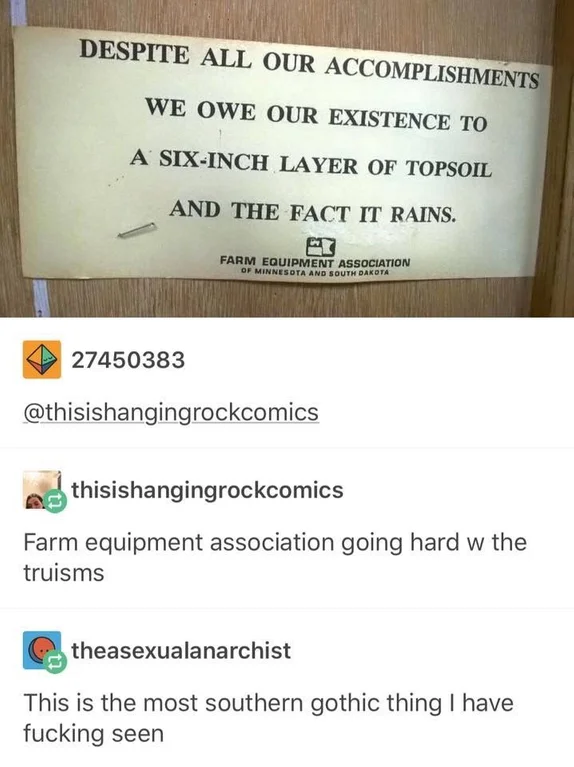 Going after the facts