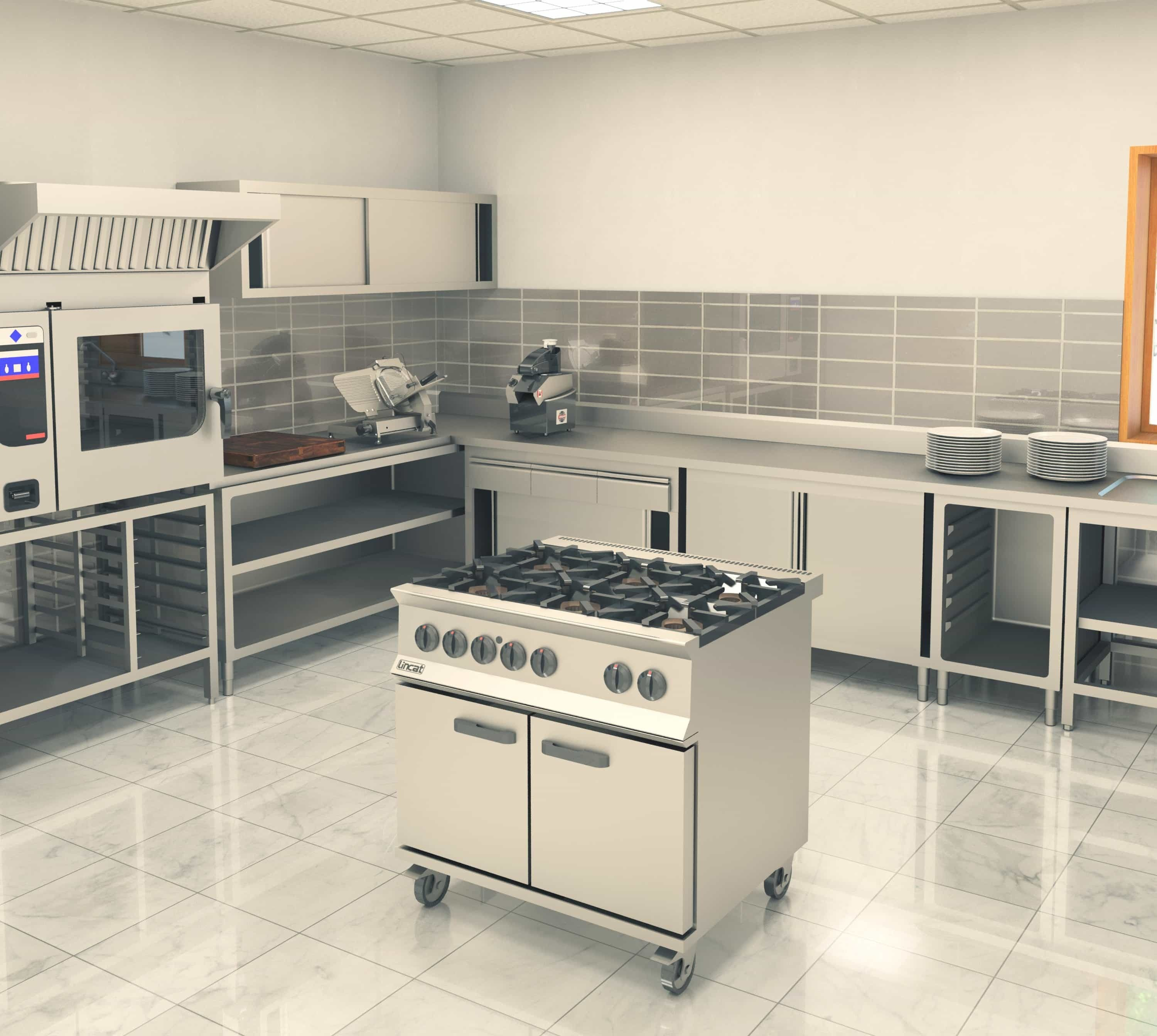 Commercial Kitchen 3d Design Best Commercial Kitchen Design Room Interior Commercial