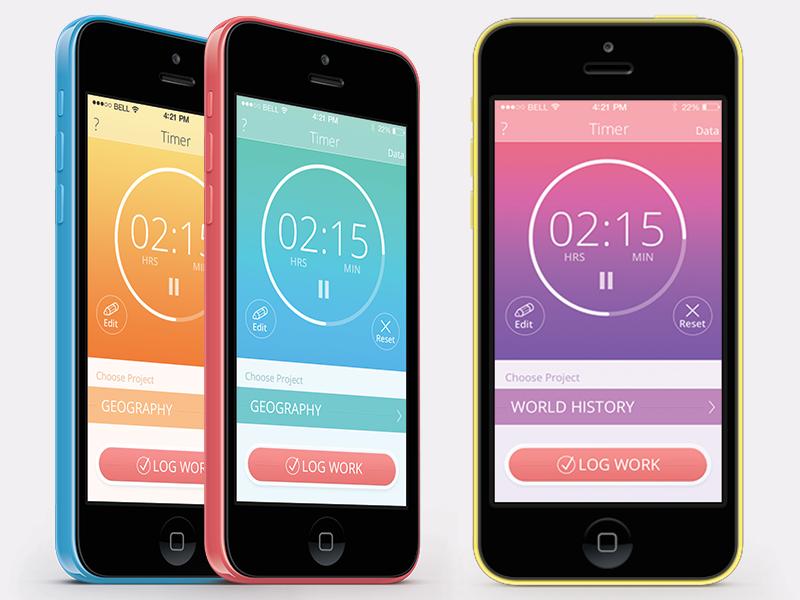 Timer App Timer app, Timer, App