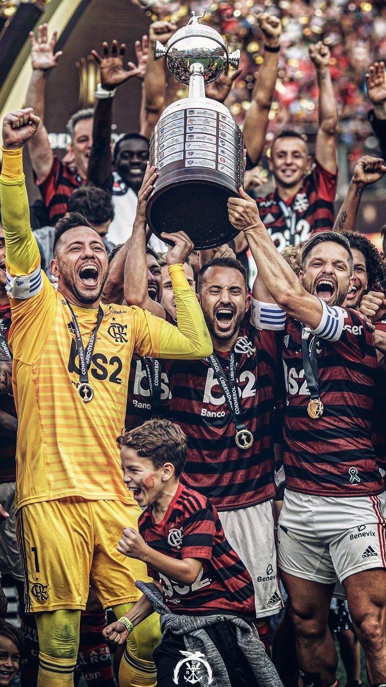Pin de Nathália 🌸 em Flamengo em 2020 Libertadores