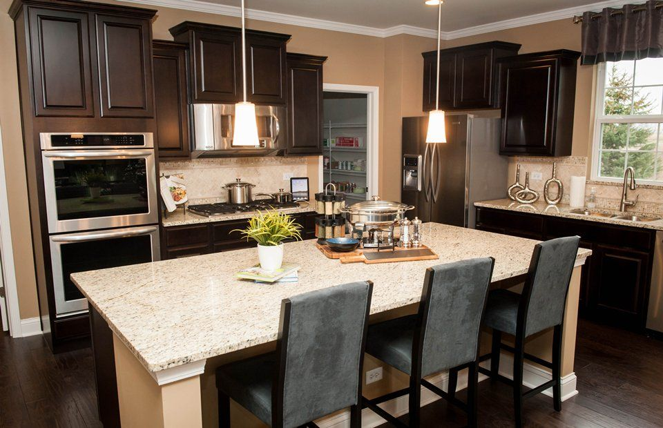 Westchester New Home Features Lake St Louis Mo Pulte Homes Builders Preston Woods