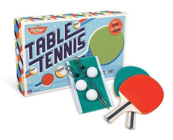 Designspiration Table Tennis Set Table Tennis Ping Pong