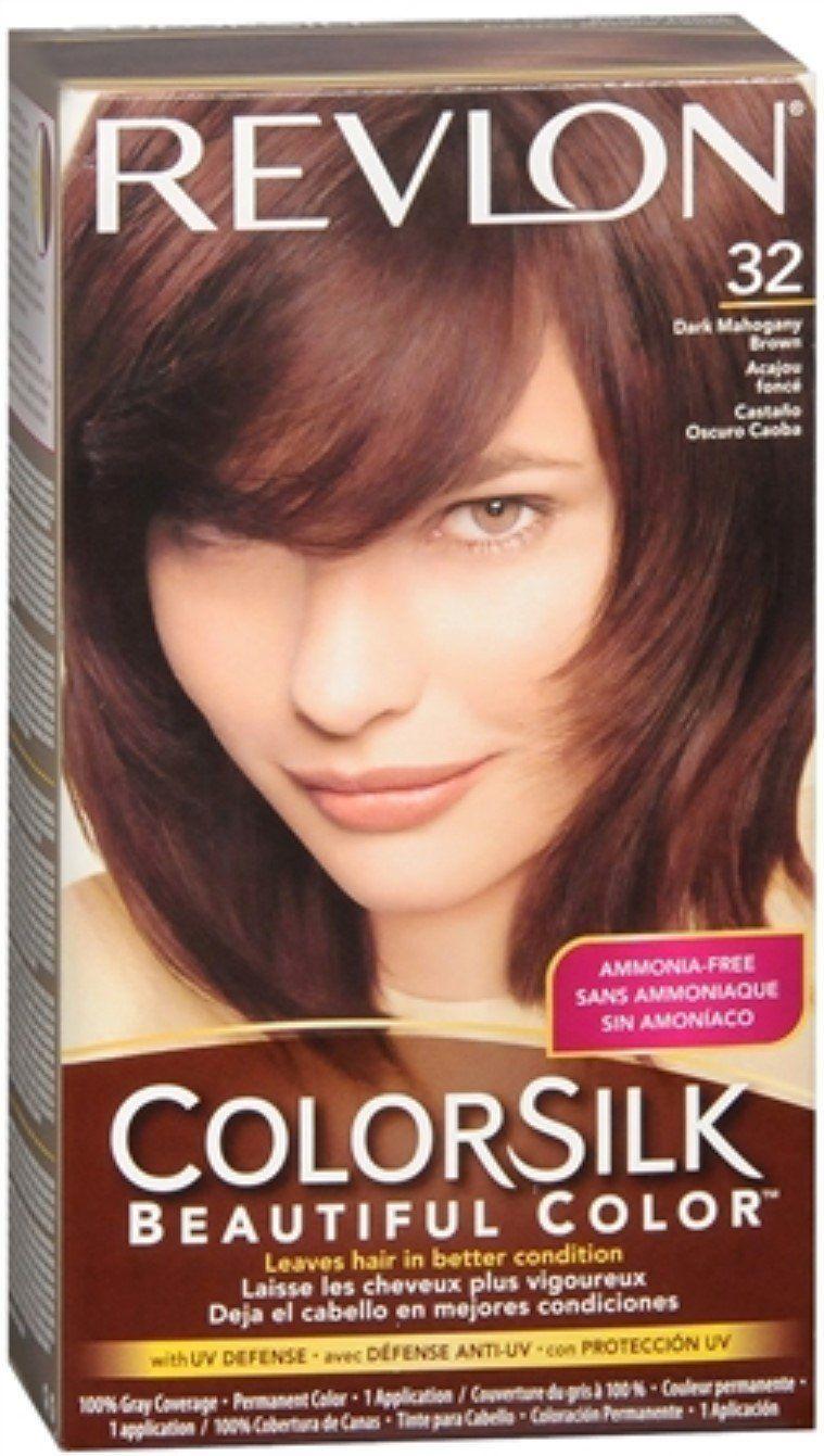14+ Dark mahogany hair dye trends