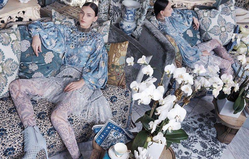 Fashion Copious - Deimante Misiunaite for Zimmermann FW 16.17 Campaign by Benny Horne