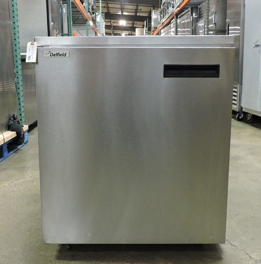Delfield 406CA-DHL Commercial Undercounter Single Section Refrigerator #Delfield