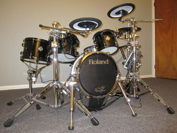 Most beautiful DIY electronic drum kits | Drum Signals, electronic drums blog
