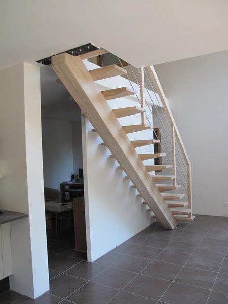 escaliers sur mesure menuiserie tournage espace bois escaliers pinterest console. Black Bedroom Furniture Sets. Home Design Ideas
