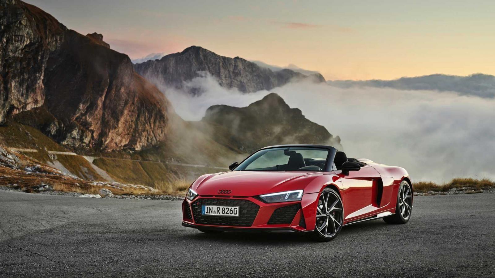 Epingle Par Automexico Sur Audi R8 V10 Rwd 2020 Audi R8 Spyder Audi R8 Audi