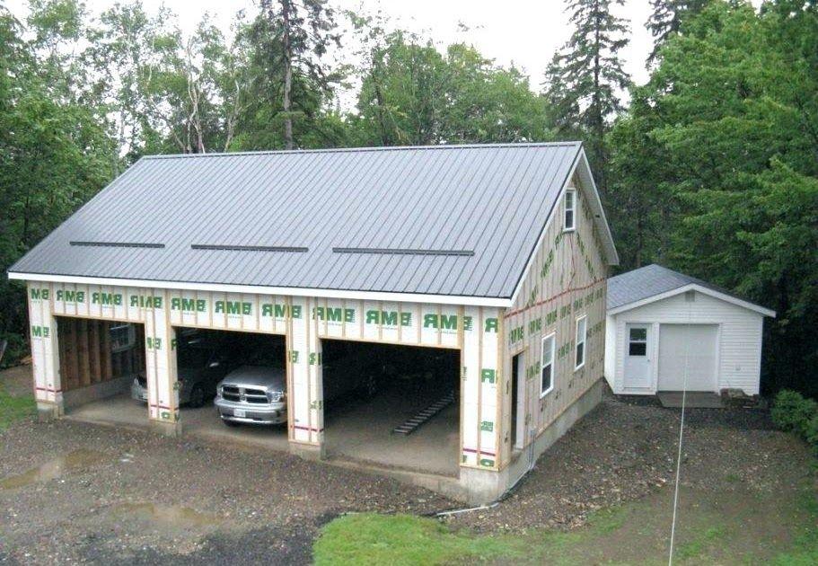 24×30 garage plans Garage plans, Pole