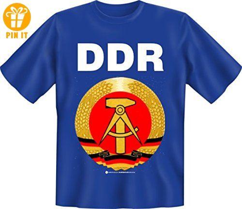 DDR - T-Shirt L - T-Shirt XL - T-Shirts mit Spruch ...
