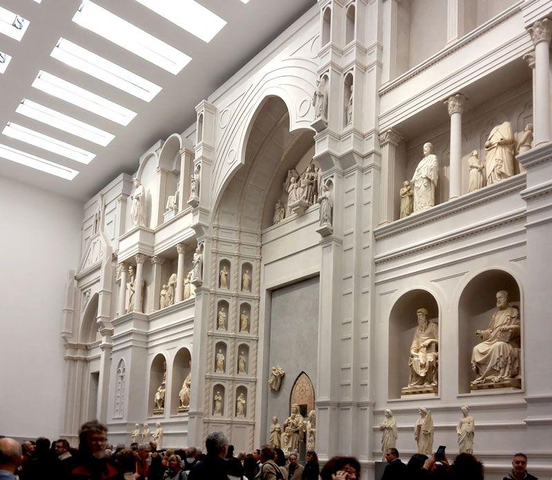 Museo Del Duomo Firenze.A Firenze Riapre Il Museo Dell Opera Del Duomo Lonelytraveller S