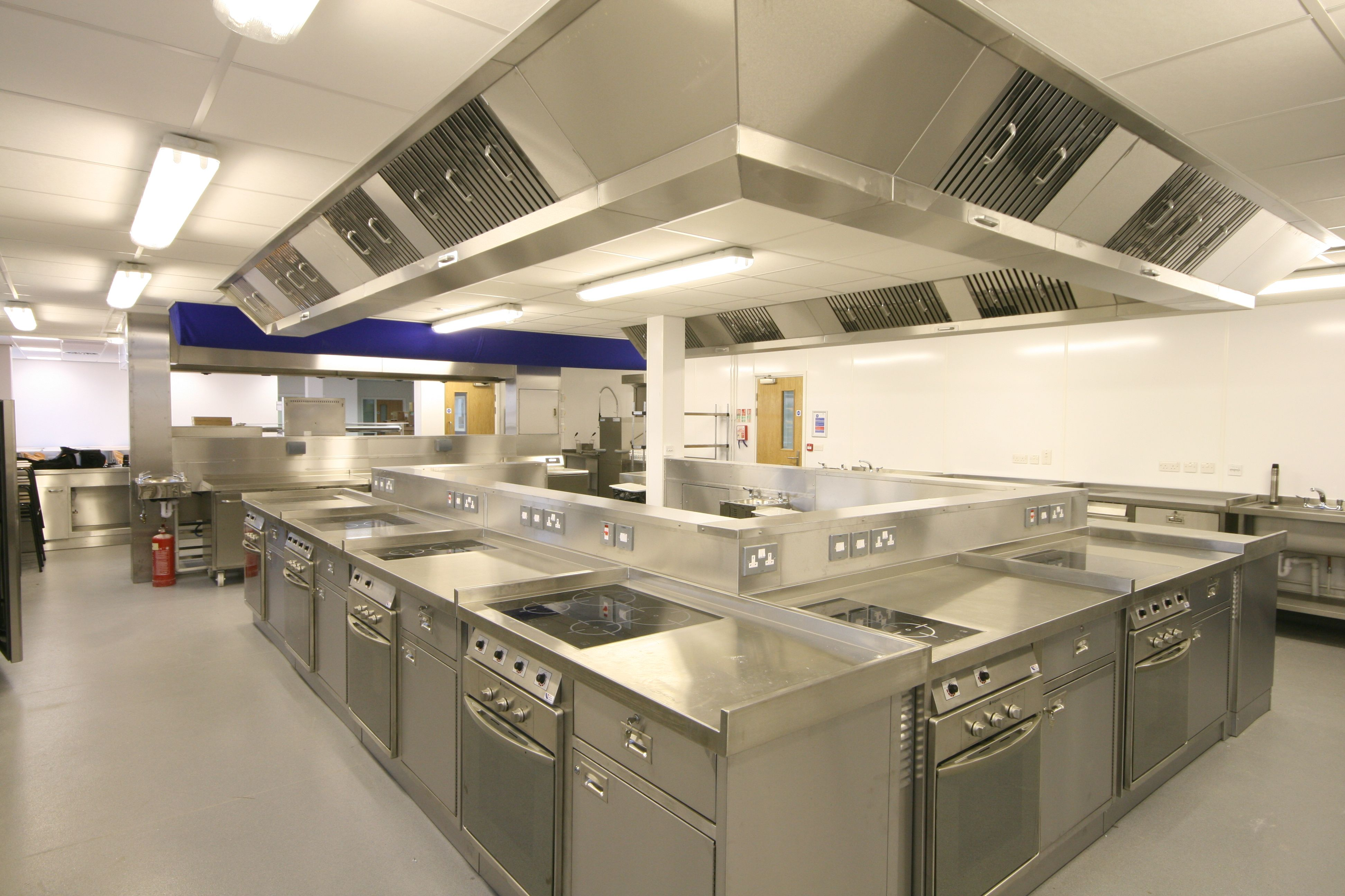 Professional Kitchen Design  commercial kitchens