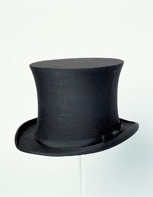 06505d1fbc4 1880 Opera Top Hat British Medium  wool
