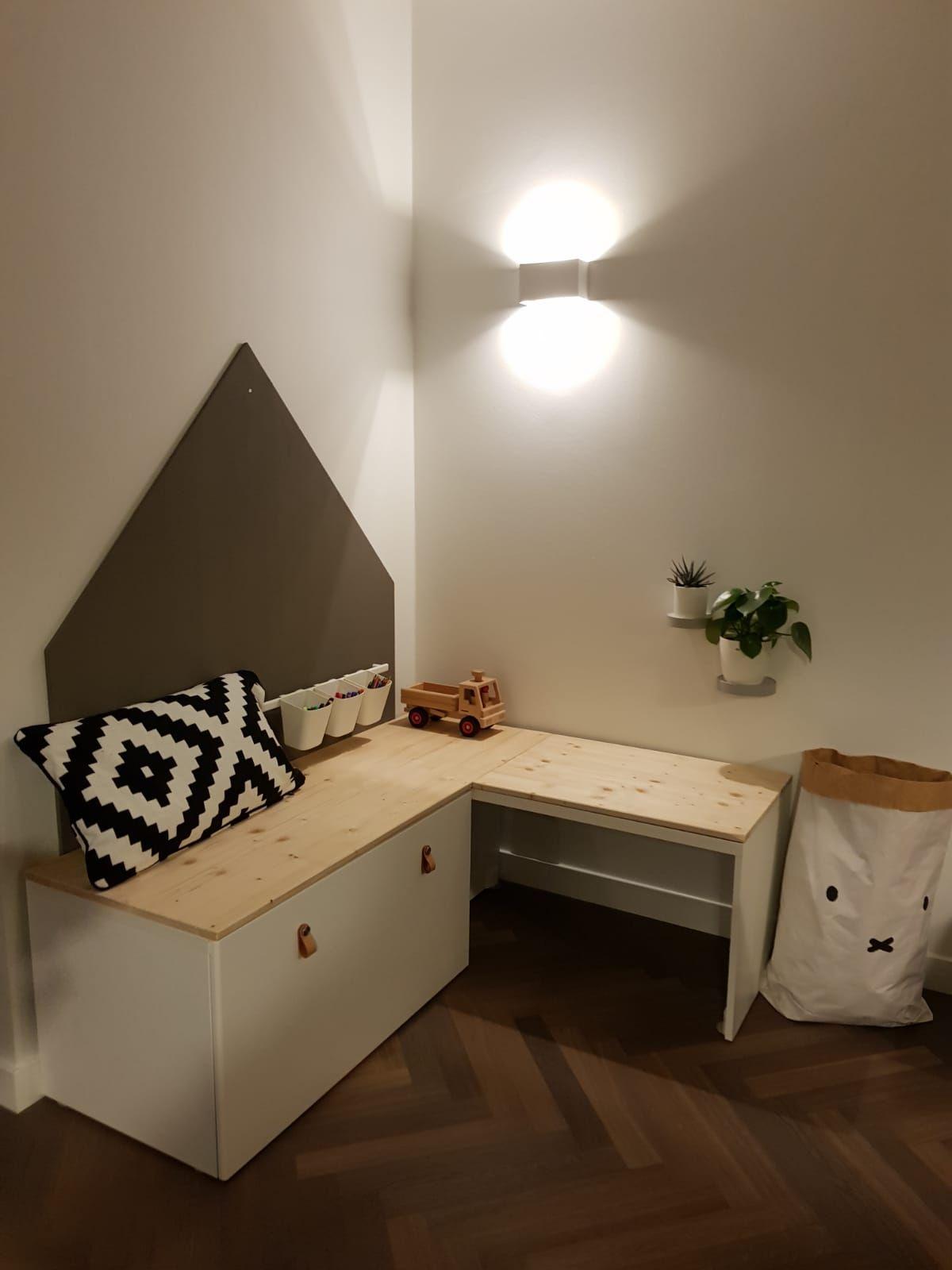 Kinder Speelhoek Ikea Stuva Opberg Ideeen Kinderkamer Ikea