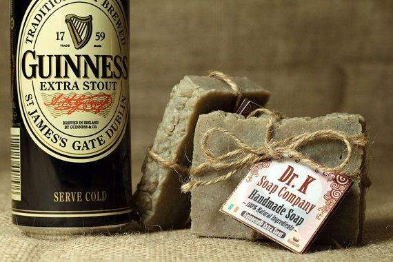 how to make guinness beer soap