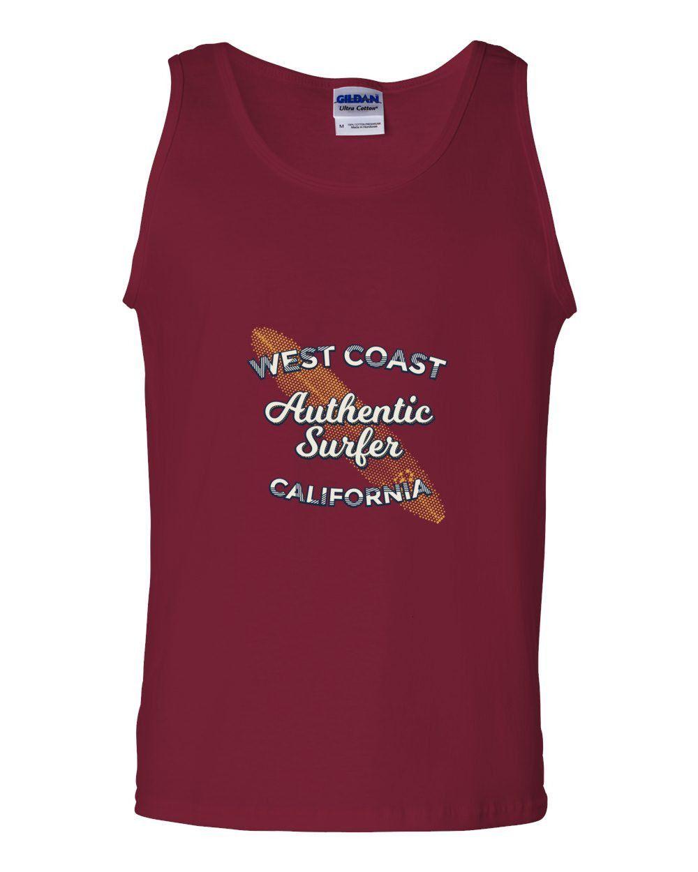 West Coast Surfer Tank top