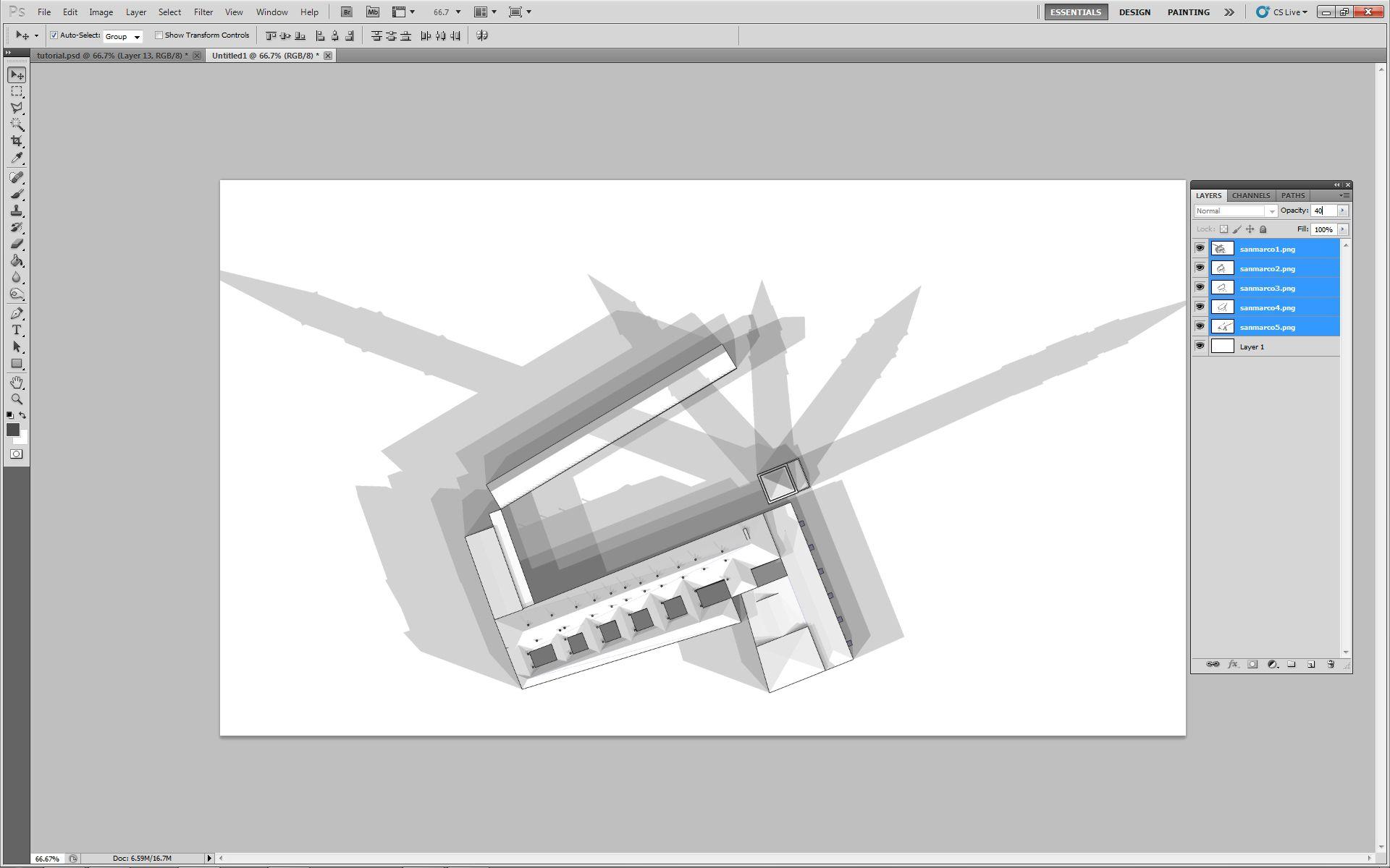 Sketchup Shadow Study Solar Analysis Move Rotate Model Onto