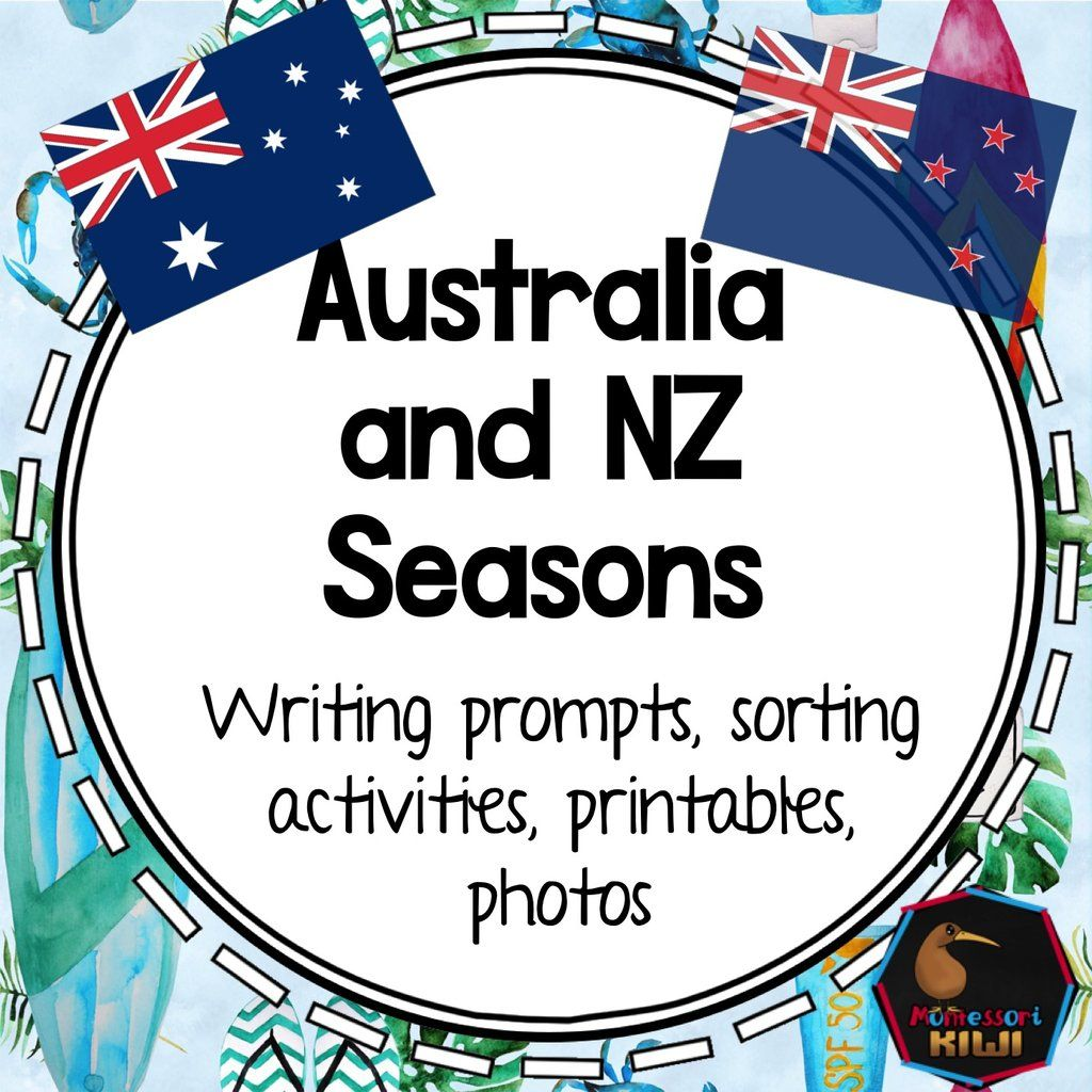 Australia And New Zealand Seasons