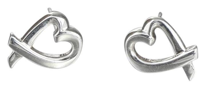 Tiffany Co And Heart Shape Paloma Pico Earring