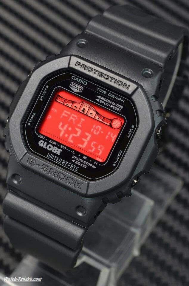 quality design 8e783 45e11 G-SHOCK X Globe   Gshock in 2019   G shock watches, Tactical watch ...