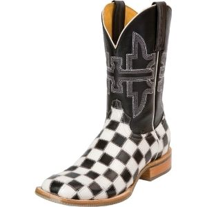 Boots, Cowgirl boots, Tin haul boots