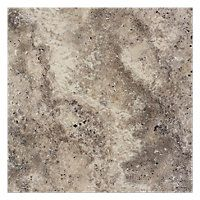 Volcano Brushed 12 X 12 In Travertine Floors Travertine The Tile Shop