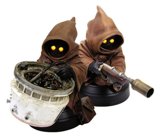 Star Wars: Jawas Mini-Bust Star Wars http://www.amazon.com/dp/B000NK7FQ4/ref=cm_sw_r_pi_dp_qurOtb1DK08FYE55