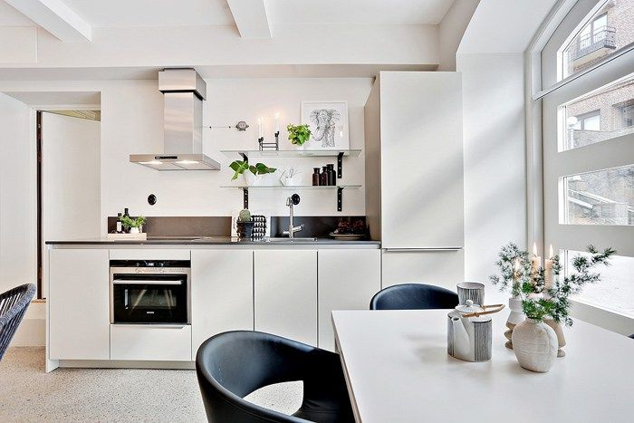 Great Tiny Apartment In Sweden