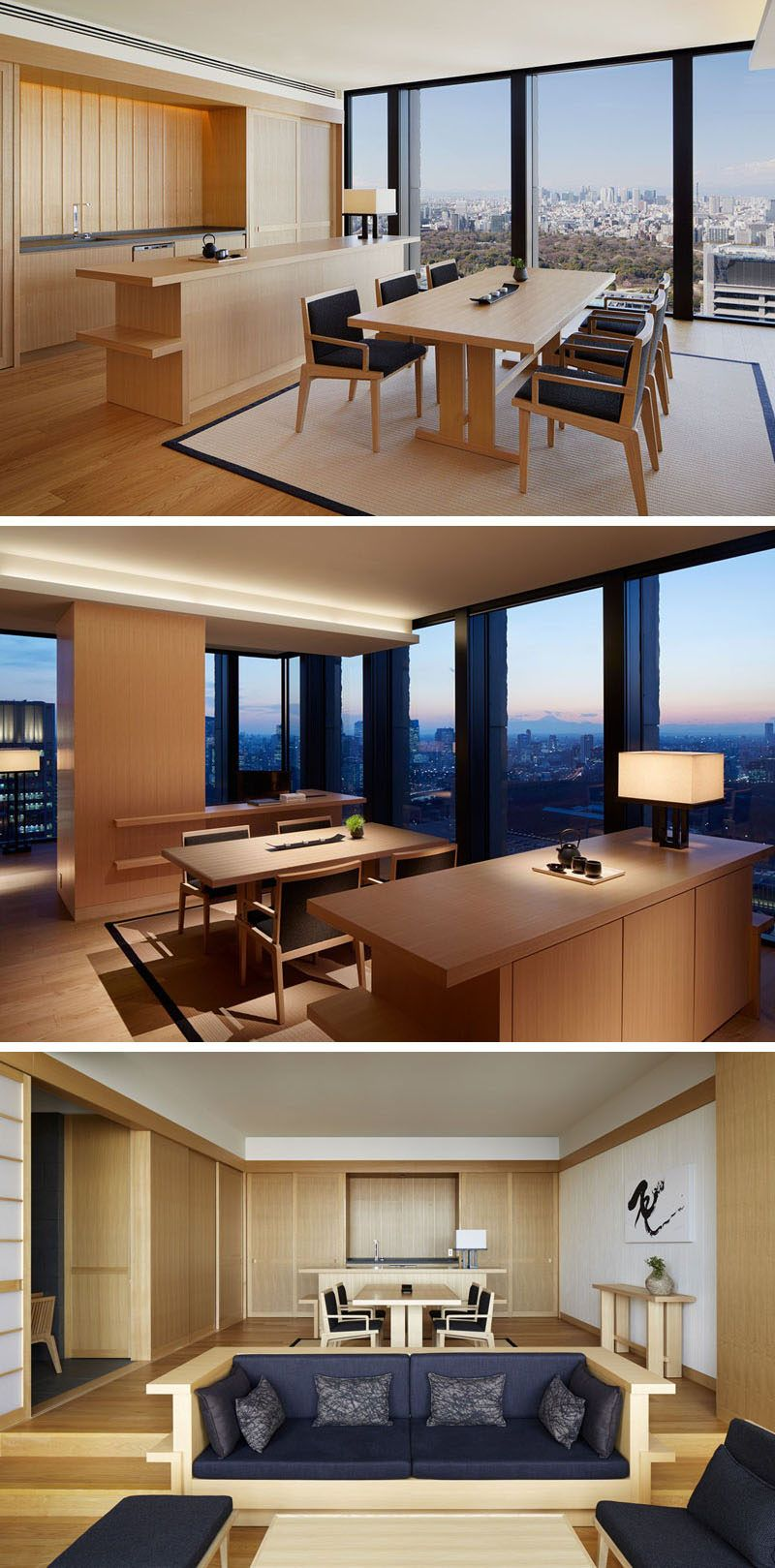 Elements of interior resort design