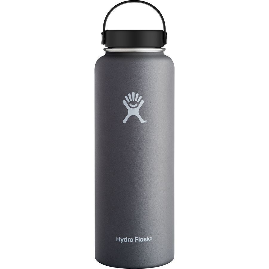 40oz wide mouth hydroflask | water bottles, bottle and water