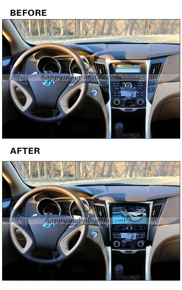 2015 Hyundai Sonata Aftermarket Radio
