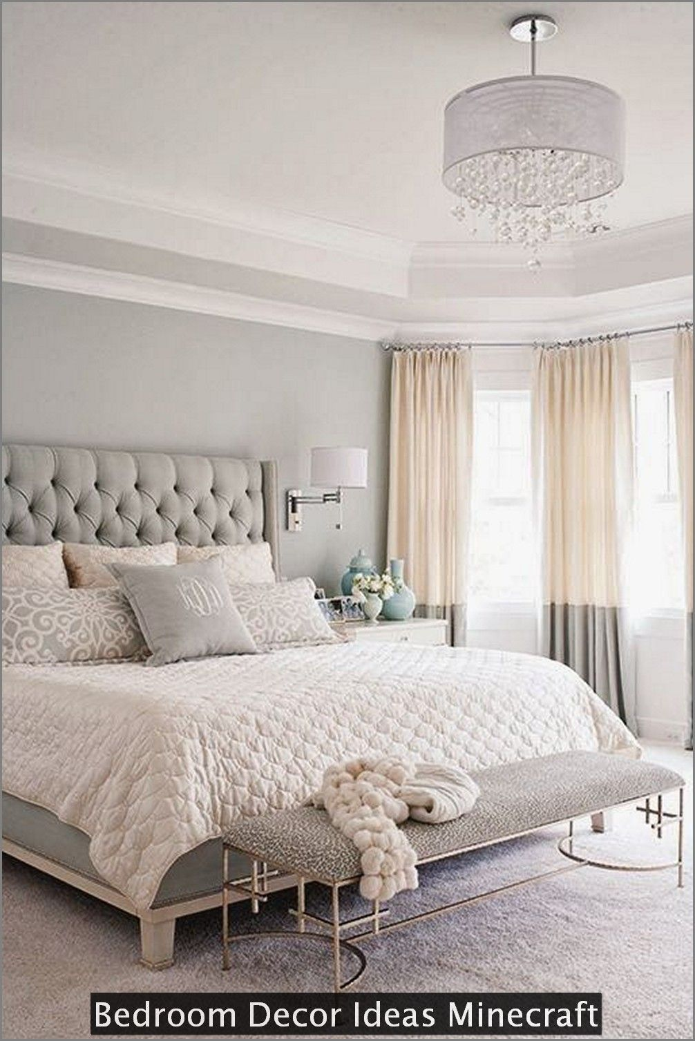 Bedroom Decor - 10 Gorgeous Designing Bedrooms in 10  Beautiful
