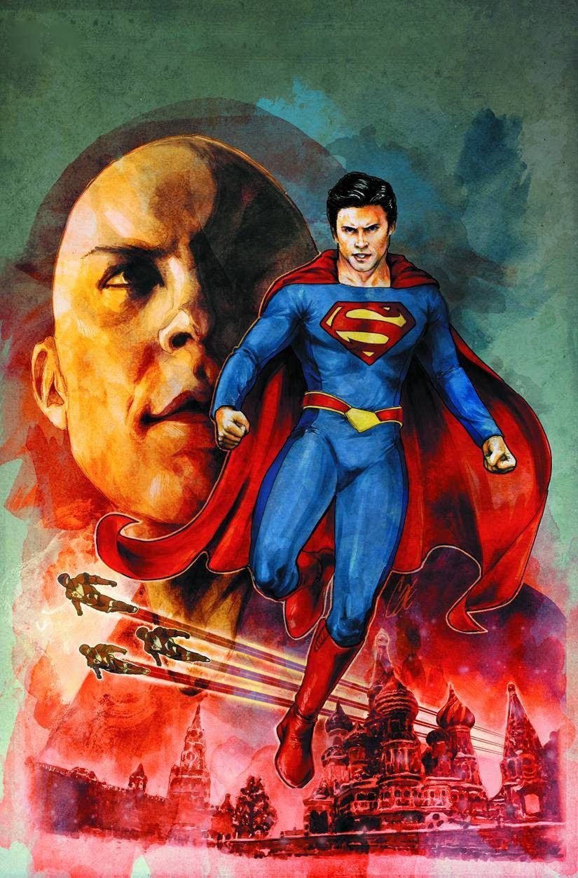 Smallville Alien 1 Superman Superman Les Super Héros Und