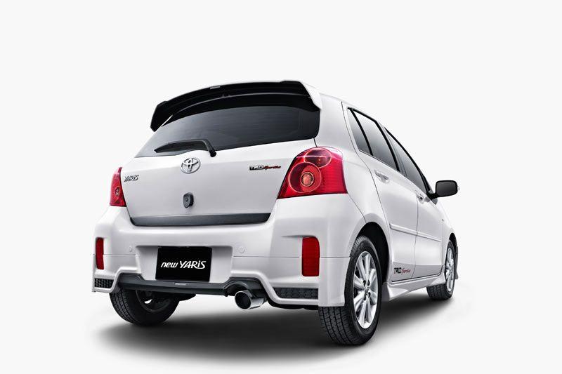 New Yaris Tampak Bagian Belakang So Sporty 3 Yaris Normal Cars Toyota