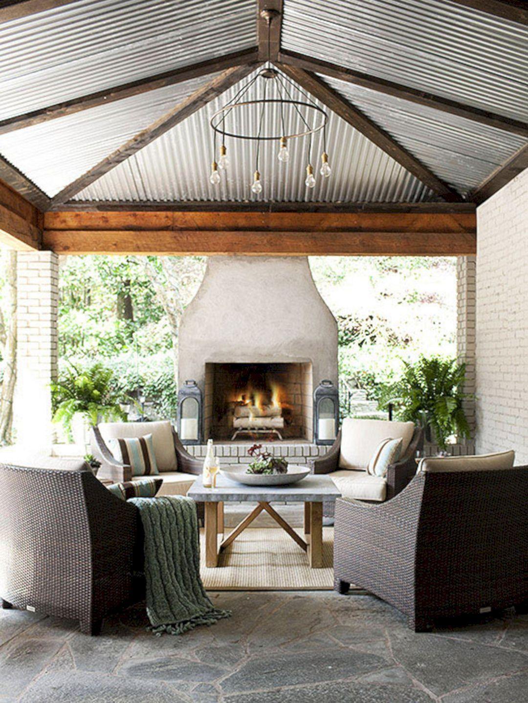 Outdoor Fireplace Ideas (Outdoor Fireplace Ideas) design ...