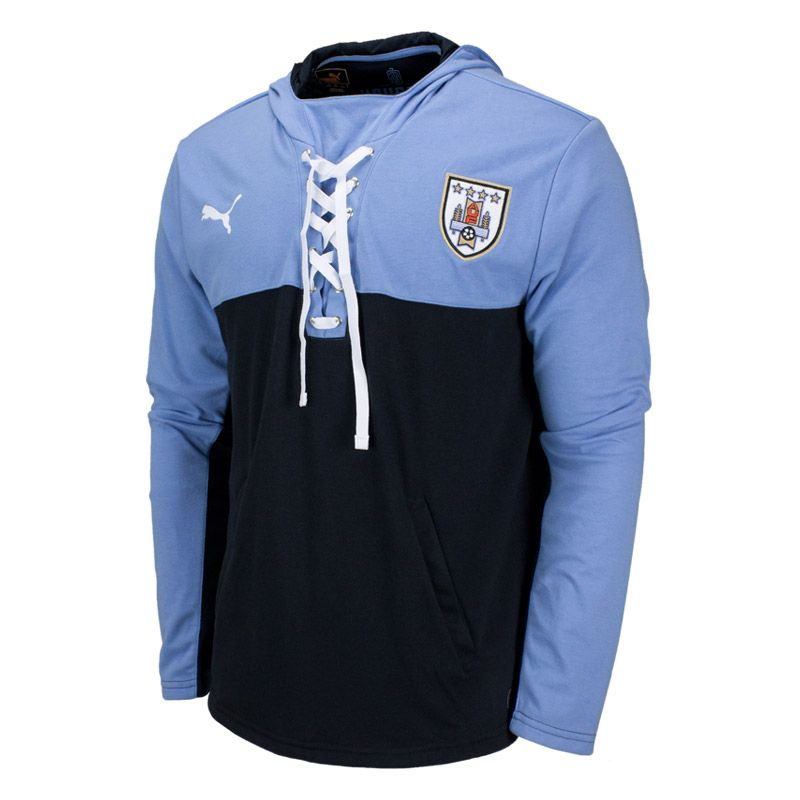 d3b4c1db3 Puma Uruguay Soccer Walkout Jacket Soccer Outfits, Uruguay, Fifa, Super  Bowl, Football
