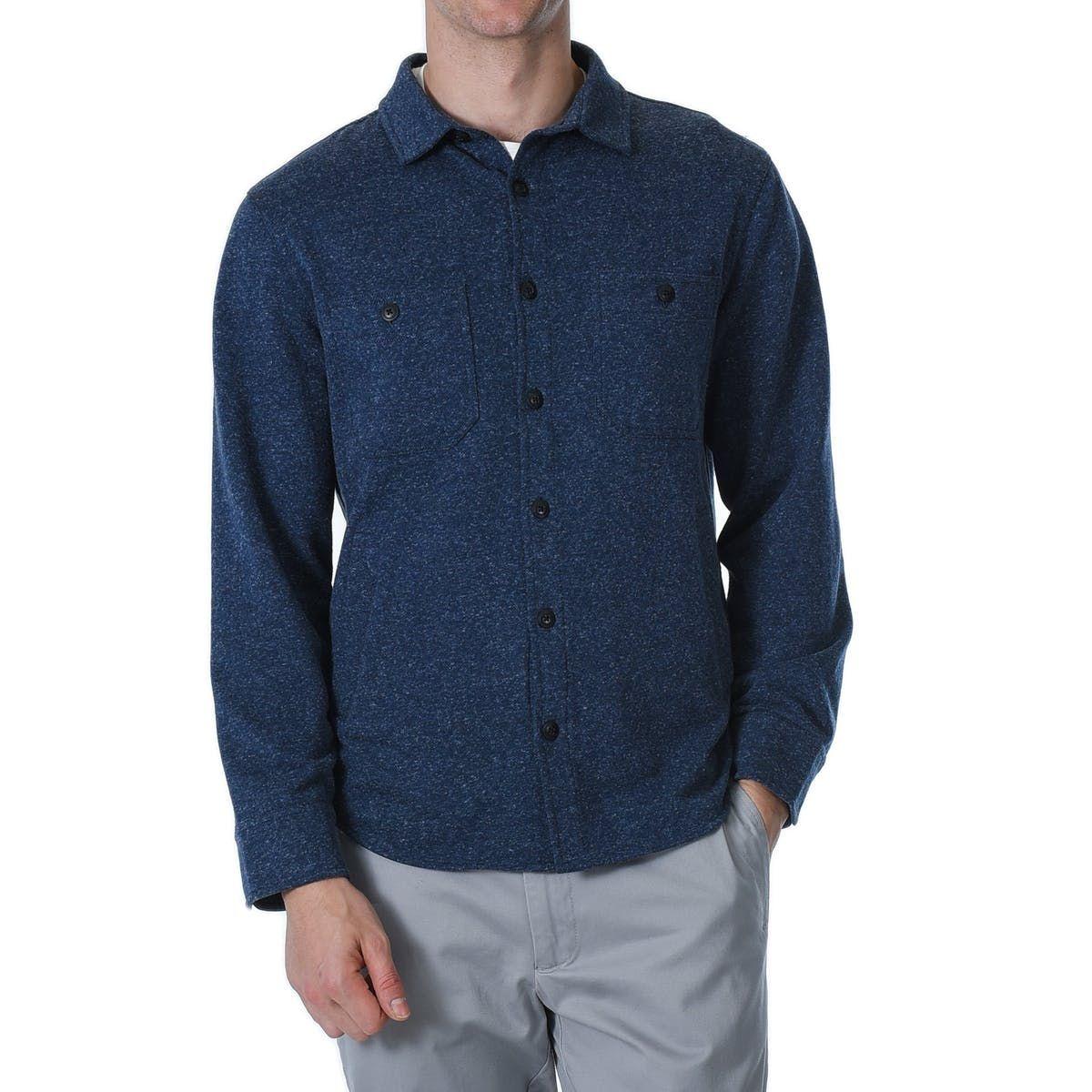 Baywater Fleece CPO Fleece shirt, Shirt jacket, Stylish