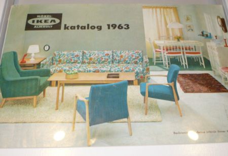 Vintage Ikea Furniture at the ikea museum | vintage, vintage interiors and vintage furniture