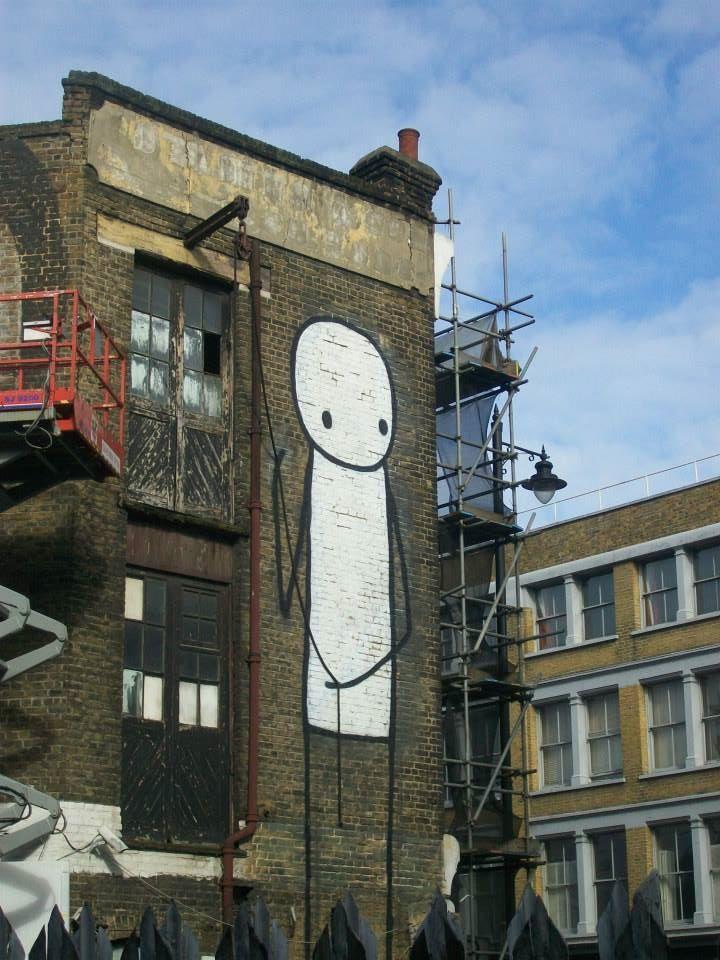 London Street Art, courtesy of Rachel Diebel