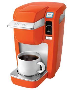 Orange Keurig Single Serve Brewer Home Goods Keurig Mini