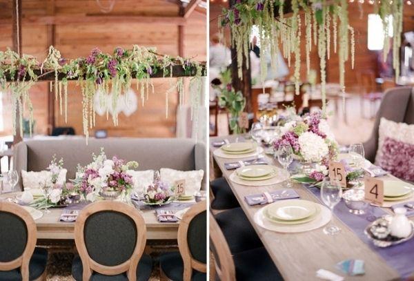 Festliche Garten Dekoration Zum Selber Machen Outdoor Tisch
