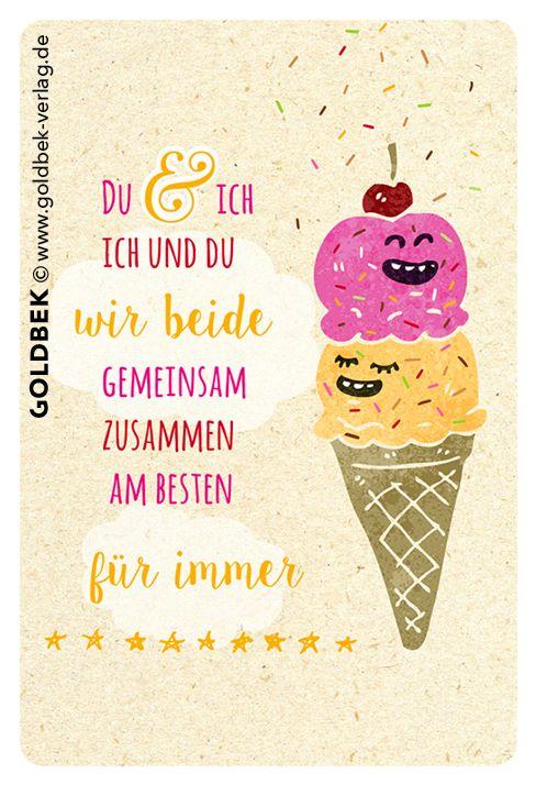 postkarten liebe ice ice baby postkarten spr che pinterest liebe spr che. Black Bedroom Furniture Sets. Home Design Ideas