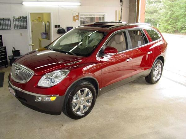 Upgrading The Stereo System In Your 2008 2012 Buick Enclave Buick Enclave Buick Enclave